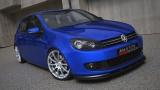 Přední spoiler nárazníku VW Jetta SW 2010-2014