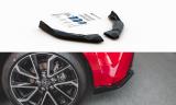 Boční spoilery pod zadní nárazník Toyota Corolla XII Hatchback 2019-