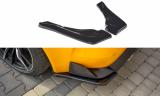 Boční spoilery pod zadní nárazník Toyota Supra Mk5 2019-