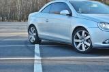 Nástavce prahů VW EOS 2005-2010