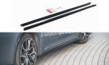 Nástavce prahů Toyota Corolla XII Sedan 2019-
