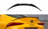 Odtrhová hrana kufru Toyota Supra Mk5 2019-