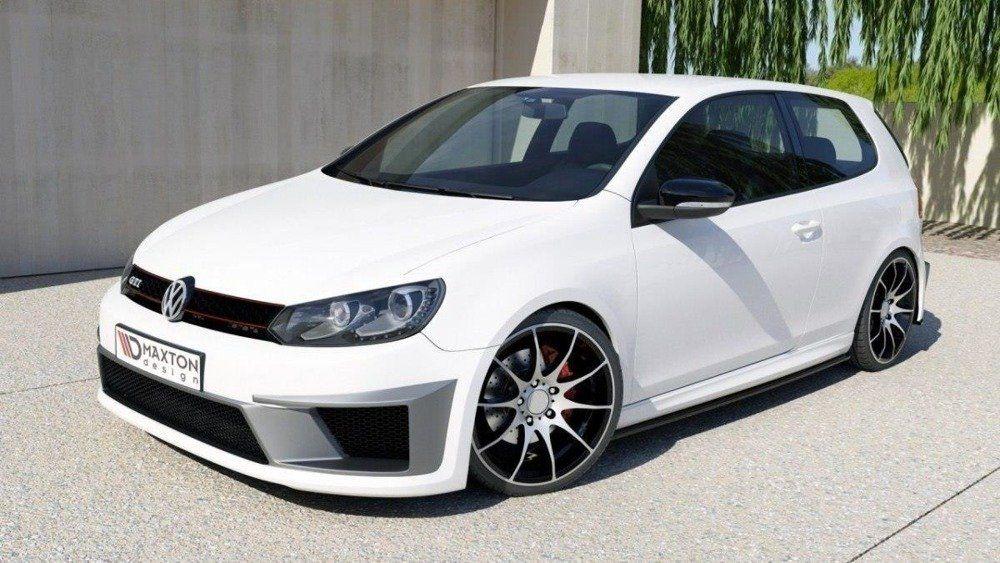 Přední nárazník VW Golf VI Hatchback version 2008-2012 Maxtondesign