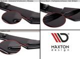 Přední spoiler nárazníku TOYOTA GT86 FACELIFT 2017- Maxtondesign