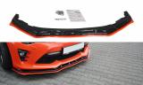 Přední spoiler nárazníku TOYOTA GT86 FACELIFT 2017-