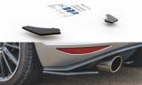 Boční spoilery pod zadní nárazník VW Golf 7 GTI 2013-2016