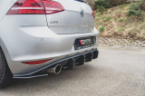 Boční spoilery pod zadní nárazník VW Golf 7 GTI 2013-2016 Maxtondesign