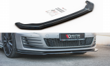 Přední spoiler nárazníku Volkswagen Golf 7 GTI 2013-2016