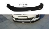 Přední spoiler nárazníku VW Golf VII GTI Facelift 2017 -