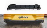 Středový spoiler pod zadní nárazník VW Golf 8 2019-
