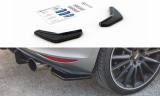 Boční spoilery pod zadní nárazník Volkswagen Golf 7 GTI 2013-2016
