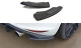 Boční spoilery pod zadní nárazník VW Golf VII GTI 2012 -