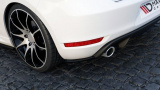 Boční spoilery pod zadní nárazník VW GOLF VI GTI 35TH version 2008 - 2012