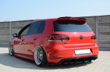 Odtrhová hrana střechy VW Golf 6 R version 2008 - 2012 Maxtondesign