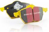 Přední brzdové destičky EBC Yellowstuff na BMW 3-Series E46 330 3.0 (00-05) EBC Brakes