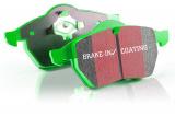 Přední brzdové destičky EBC Greenstuff na Ford B-Max 1.0 Turbo 100PS (12-) EBC Brakes