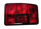 Lak Motip Backlight na tónování světel 400ml - červený
