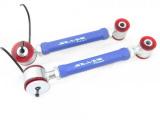 Rear Control Camber Wishbone Arms Silver Project BMW E81 / E82 / E87 / E88 / E90 / E91 / E92 / E93 včetně modelů M