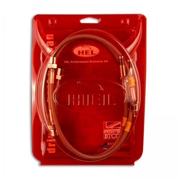 Brzdové hadice Hel Performance na Ford Mondeo Mk3 2.5 (02-07)