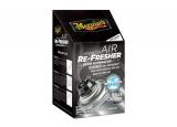 Meguiars Air Re-Fresher Odor Eliminator - Black Chrome Scent 71g - čistič klimatizace, pohlcovač pachů a osvěžovač vzduchu.