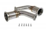 Downpipes s náhradami katalyzátorů TurboWorks Audi RS4 B9 Avant 2.9 TT V6 TFSi (18-)