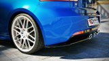Boční spoilery pod zadní nárazník VW Golf VI R 2008-2012 Maxtondesign