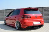 Odtrhová hrana střechy VW Golf mk6 GTI / R version 2008 - 2012 Maxtondesign