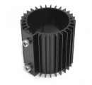 Pasivní chladič olejového filtru ProRacing - průměr 76 - délka 100m
