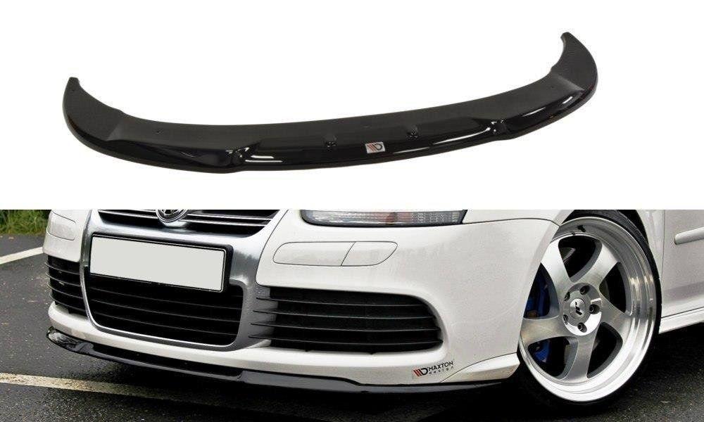 Přední spoiler nárazníku VW GOLF V R32 2003 - 2008 Maxtondesign
