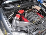 Cold air intake CarbonSpeed Audi RS4 B7 4.2 V8 (06-08)