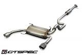 Catback výfuk GT Spec Suzuki Swift 1.6 SportT (10-) - homologace