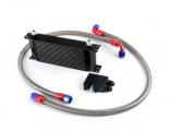 Olejový chladič kit 19 šachet FTP Motorsport na BMW E90 / E91 / E92 / E93 335i/ix N54/N55 (06-13)