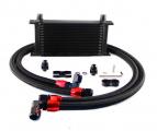 Olejový chladič kit 19 šachet ProRacing na BMW E90 / E91 / E92 / E93 335i/ix N54 (06-10)