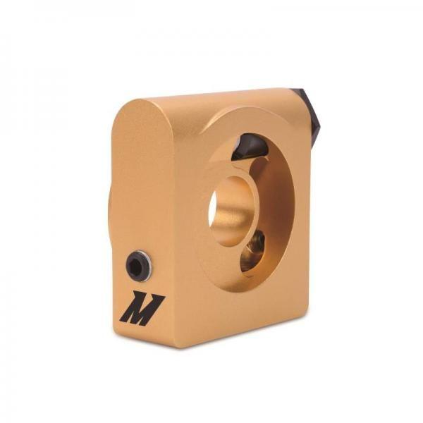 Adaptér pod olejový filtr Mishimoto s termostatem (M20x1.5)