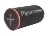 Univerzální sportovní filtr Pipercross výška 250mm x šířka 110mm - průměr 76mm (sportovní pěna)