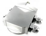 Externí relokační držák olejového filtru - kit (D-10) - 2x výstup na každé straně
