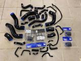 kompletní hadicový kit Samco pro Nissan GT-R R35 (08-)