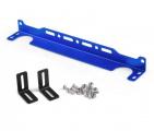 Držák olejového chladiče ProRacing - 262mm (Trust) - modrý
