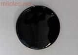 """Kryt emblému - zadní, černý lesklý """"klavírlak"""", Citigo od r.v. 2012 / Superb II. Combi Facelift 2013"""