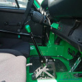 Kulisa řazení CAE Ultra Shifter na Porsche 911 F/G modely s převodovkou 915/901 5-st. - závodní verze