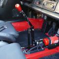 Kulisa řazení CAE Ultra Shifter na Porsche 911 G modely s převodovkou G50 5/6-st. - závodní verze