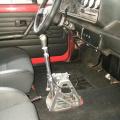 Kulisa řazení CAE Ultra Shifter na VW Golf 1 5-st. 02A/02J (74-83)
