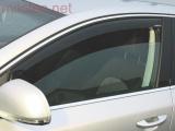 Ofuky oken (deflektory) - přední, Superb II. Lim. 2008-2015 / Superb II. Combi 2010-2015
