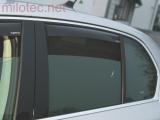 Ofuky oken (deflektory) - zadní, Superb II. Combi 2010-2015