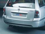 Kryt madla pátých dveří, stříbrný matný, Octavia I. Facelift 2000-2005