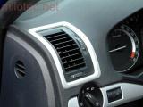 Dekory interiéru - rámečky ventilace, Škoda Octavia II. 2004-2012