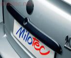 Kryt madla pátých dveří, karbon design, Octavia I. Limousine 1997-2000