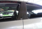 Kryty dveřních sloupků, Škoda Octavia II. Lim. / RS Lim. / Lim. Facelift, 2004-2012