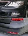 Ochranné lišty předního a zadního nárazníku, Octavia II. Facelift Lim./Combi 2008-2012