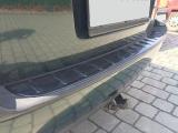 Práh pátých dveří s výstupky, karbon design, Octavia I. Combi 1997-2005